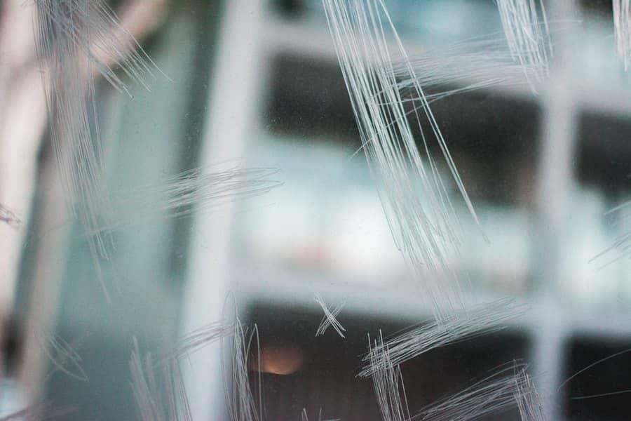 Historia polerowania szkła